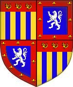 Blason de Jeanne de Joyeuse